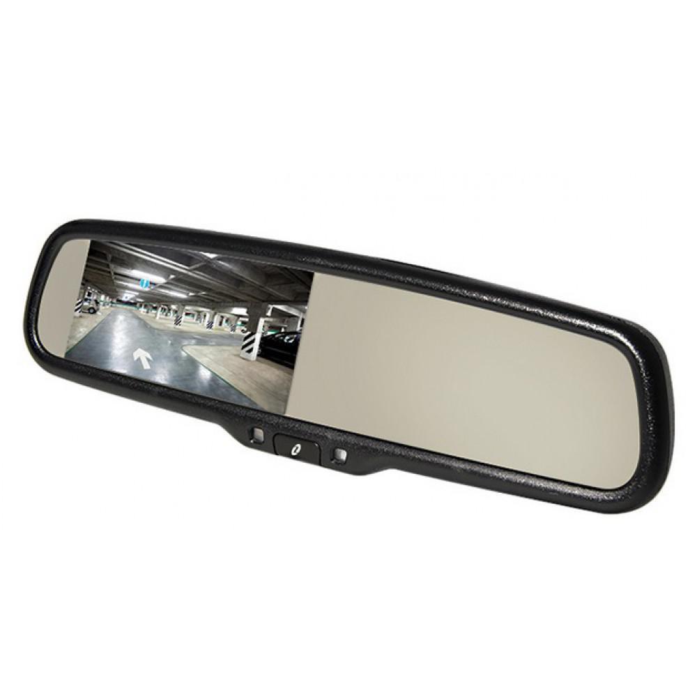 Зеркало заднего вида со встроенным Full HD видеорегистратором Gazer MMR5008