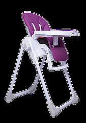 Стульчик для кормления Studio Bugs Фиолетовый (6905614961003)