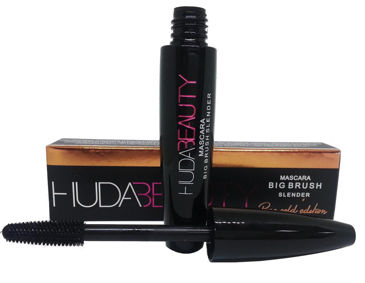Тушь для ресниц Huda Beauty Big Brush Slender