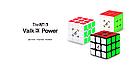 Кубик Рубика The Valk 3 Power M black | Валк 3 магнитный - Кубик Рубика 3х3 №1, фото 5