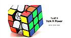 Кубик Рубика The Valk 3 Power M black | Валк 3 магнитный - Кубик Рубика 3х3 №1, фото 9