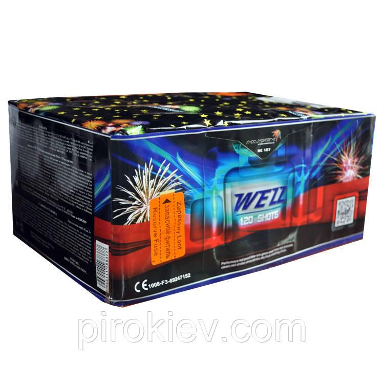 Wezz MC127 (120 выстрелов, калибр 20 мм)