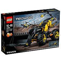 Классический конструктор LEGO Technic VOLVO колёсный погрузчик ZEUX (42081)