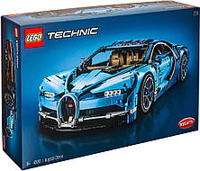 Классический конструктор LEGO Technic Bugatti Chiron Бугатти (42083)