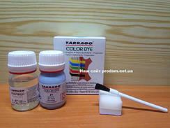 Краска для гладкой кожи tarrago dyes color dye 25мл + очиститель