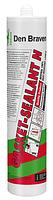 Нейтральный силиконовый герметик с высокой термостойкостью +250°C <серый> 310 мл. Gasket Sealant N