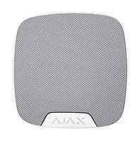 Беспроводная комнатная сирена Ajax HomeSiren белая, фото 1