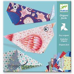 DJECO Художественный комплект оригами Большие животные