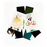 DJECO Художественный комплект рисование цветной фольгой Очарование, фото 4
