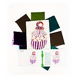 DJECO Художественный комплект рисование цветной фольгой Очарование, фото 5