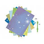 DJECO Художественный комплект рисование цветной фольгой Очарование, фото 7