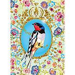 """DJECO Художній комплект малювання блискітками """"Птахи з блискітками"""", фото 4"""