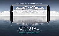 Защитная пленка Nillkin Crystal для Samsung Galaxy J6+ (2018)