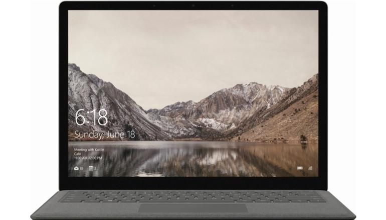Ультрабук Microsoft Surface Laptop Graphite Gold (DAL-00019)