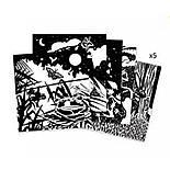 """DJECO Художественый комплект для рисования """"Лес"""", фото 2"""