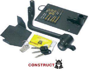 Модельный безштыревой блокиратор КПП Construct GEAR_G2