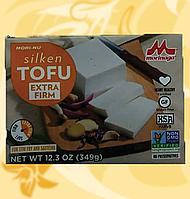 Сир соєвий Тофу , Mori-Nu,Extra Firm, 349г, ВоСх Сп