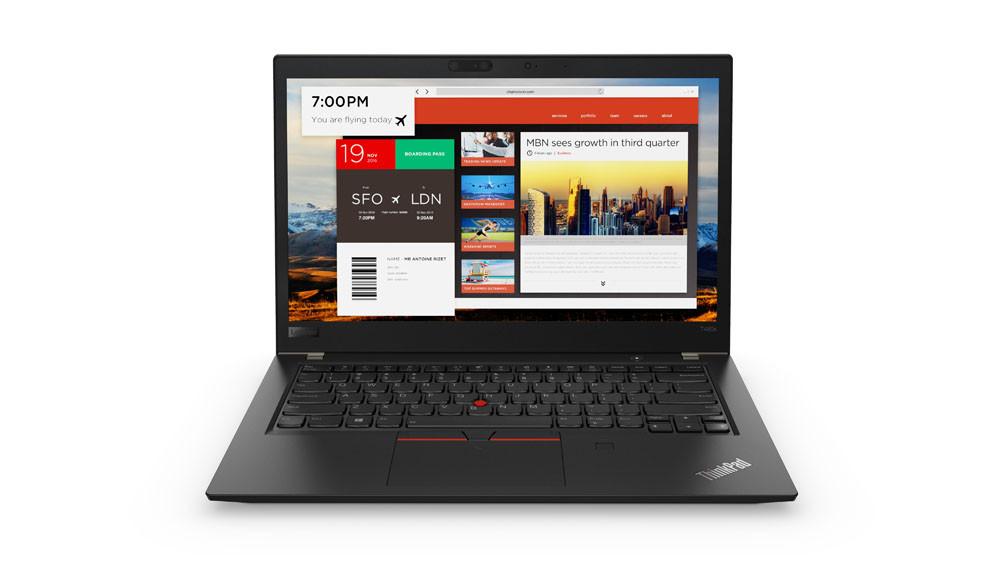 Ультрабук Lenovo ThinkPad T480s (20L7001LGE)