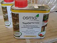 Масло-воск ТОР OIL  для столешниц 3058 матовое  прозрачное