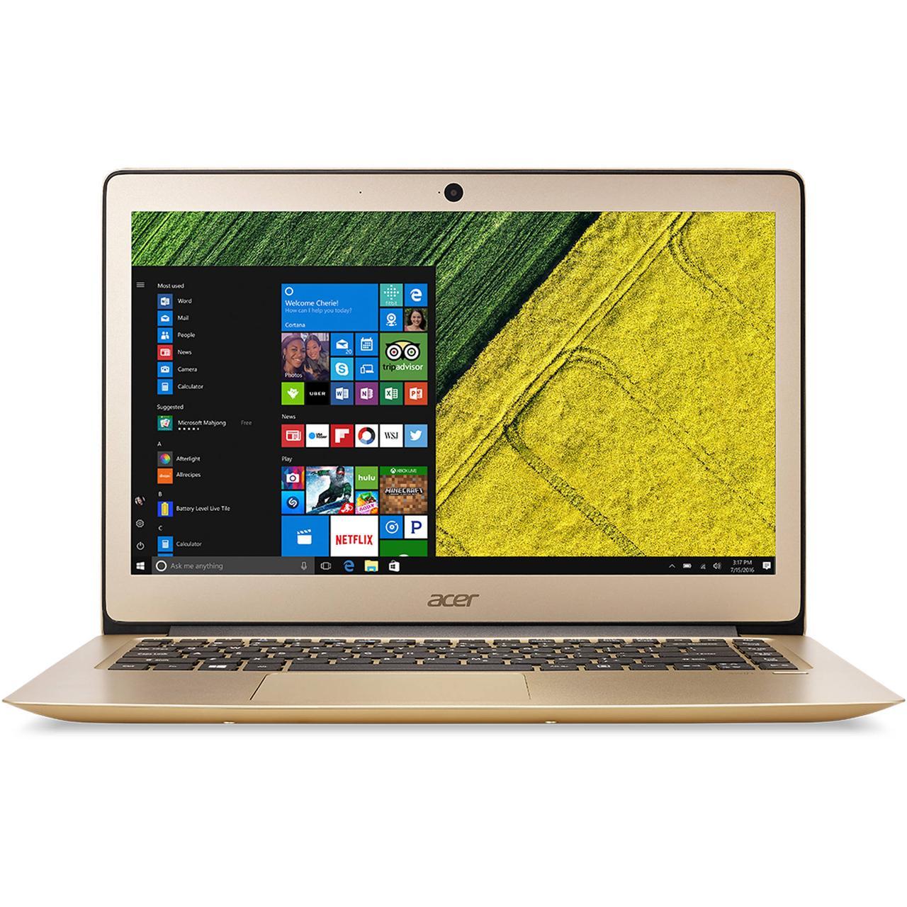 Ноутбук Acer Swift 3 SF314-51-76R9 (NX.GKKAA.004)