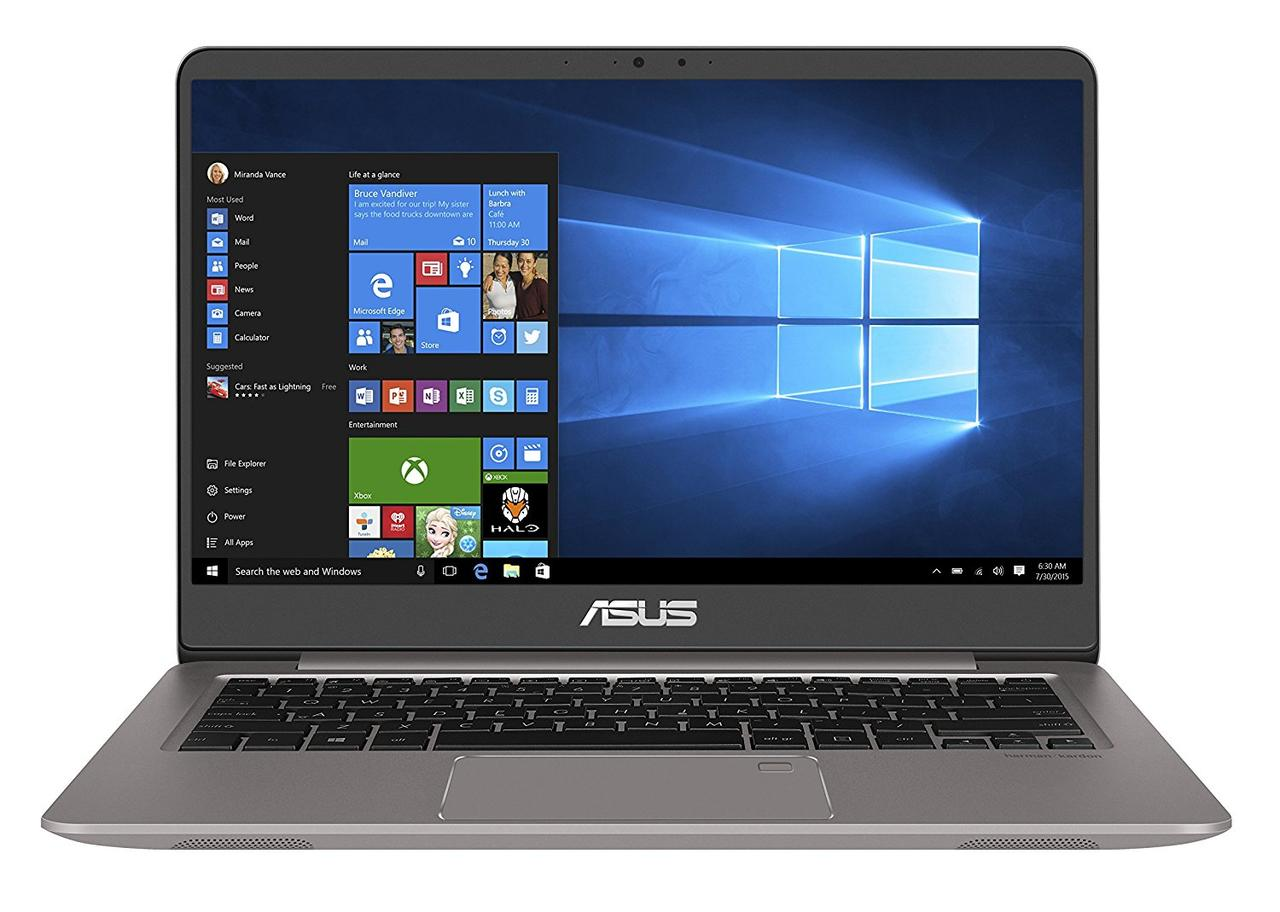 Ультрабук ASUS ZenBook UX410UA (UX410UA-AS74)