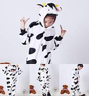 Пижама Кигуруми Корова рост 90-100 см