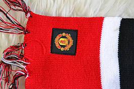Футбольный шарф Манчестер Юнайтед