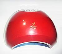 Лампа для ногтей Lilly Quick UV+LED