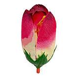 Букет искусственных тюльпанов, 49см (10 шт. в уп), фото 3