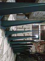 Консольная лестница в коттедж, фото 1