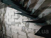 Консольная лестница в коттедж, фото 3