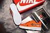 """Мужские кроссовки Nike Air Force 1 Low  """"Yellow/White """" (в стиле Найк ), фото 6"""