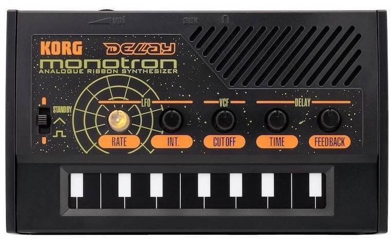 Аналоговий синтезатор Korg Monotron Delay, фото 2