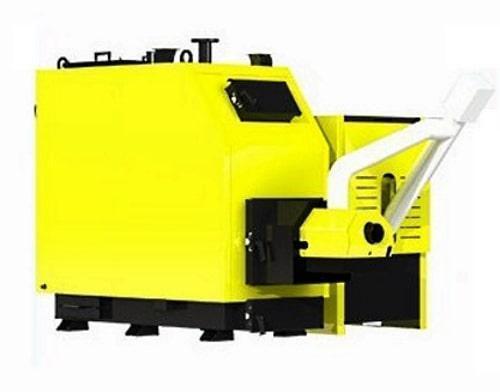 Инновационный пеллетный котел KRONAS PROM-PELLETS 200 кВт с горелкой «Oxi Ceramik» (Украина)