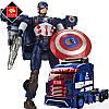 Трансформер Капитан Америка JJ608