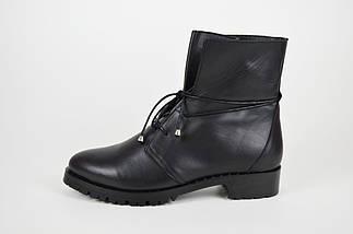 Ботинки кожаные зимние Euromoda 534, фото 2