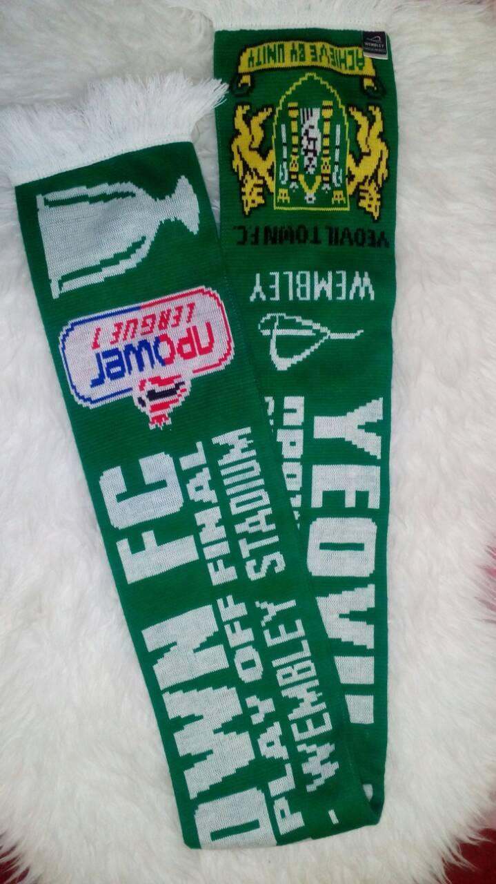Футбольный шарф Йовил Таун