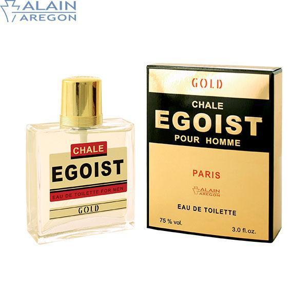 Chale Egoist Gold edt 90ml