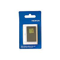 Аккумулятор Nokia BL-4C Premium Original