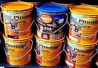 Пинотекс ультра PINOTEX ULTRA Высокоустойчивое декоративное средство для защиты древесины