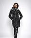 Зимняя женская молодежная куртка, цвет бордо. Размеры М,  XXL., фото 3