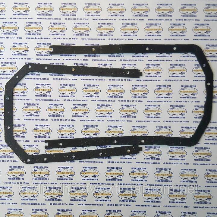 Прокладка поддона Д-260 МТЗ (260-100 9002) резина-пробка