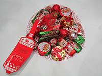 Шоколадные конфеты Baron новогодние в сеточке 150 г