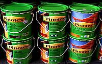 Пинотекс классик PINOTEX CLASSIC Эффективное декоративное средство для защиты древесины.