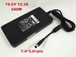 Блок питания для ноутбука 19.5V DELL 19.5V 12.3A 240W (7.4*5.0+pin) ORIGINAL