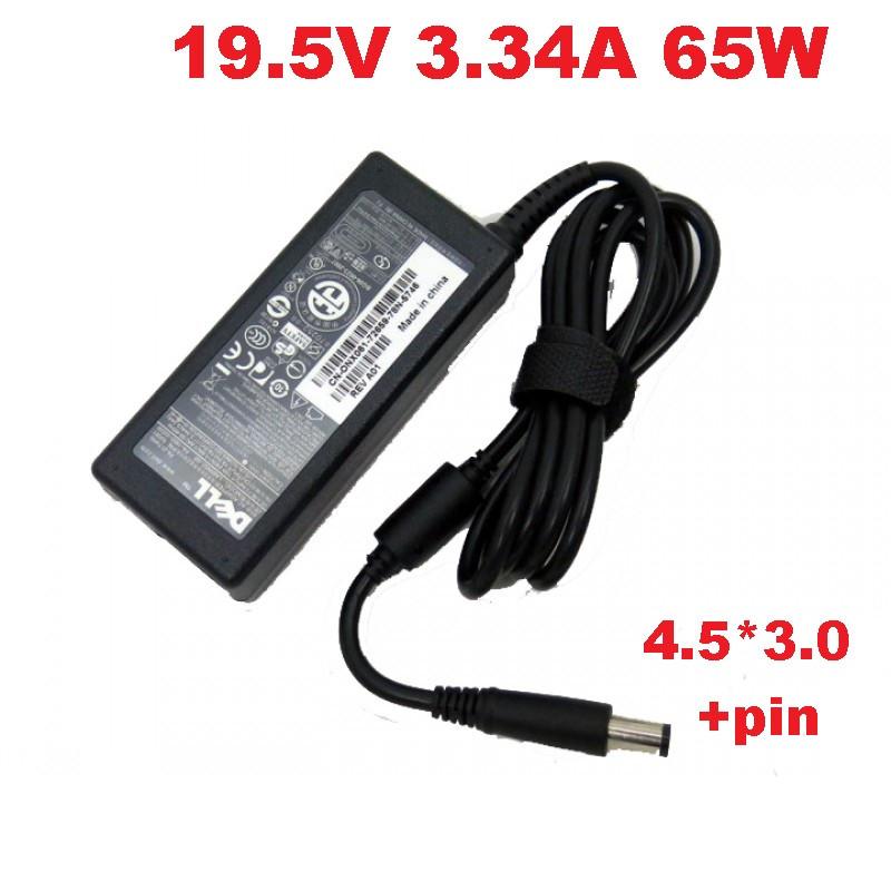 Блок питания для ноутбука 19.5V DELL 19.5V 3.34A 65W (4.5*3.0+pin)  Original