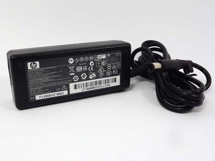 Блок питания для ноутбука 18.5V HP 18.5V 3.5A 65W (7.4*5.0+PIN) ORIGINAL