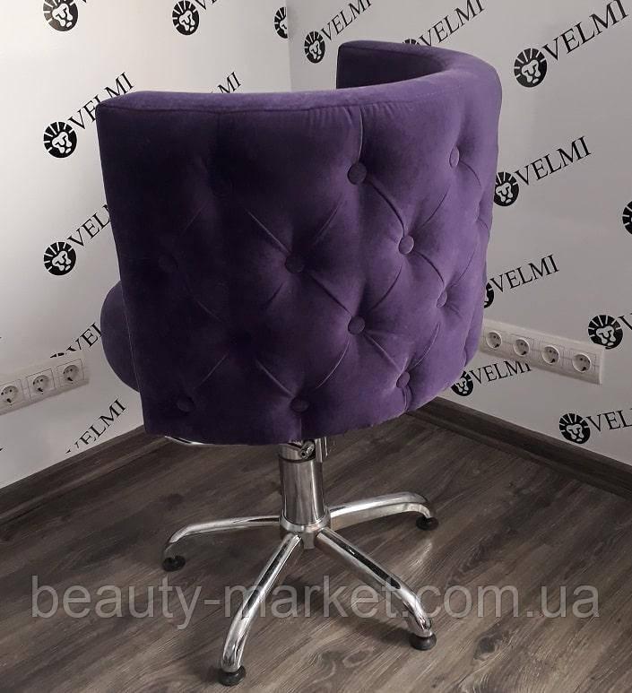 Парикмахерское кресло Queen velours