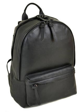 Рюкзак Міський шкіряний BRETTON BE 2004-1 black, фото 2