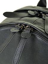 Рюкзак Міський шкіряний BRETTON BE 2004-1 black, фото 3